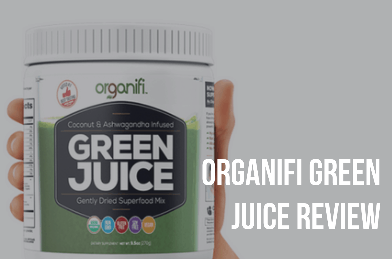 Organifi Green Juice Review