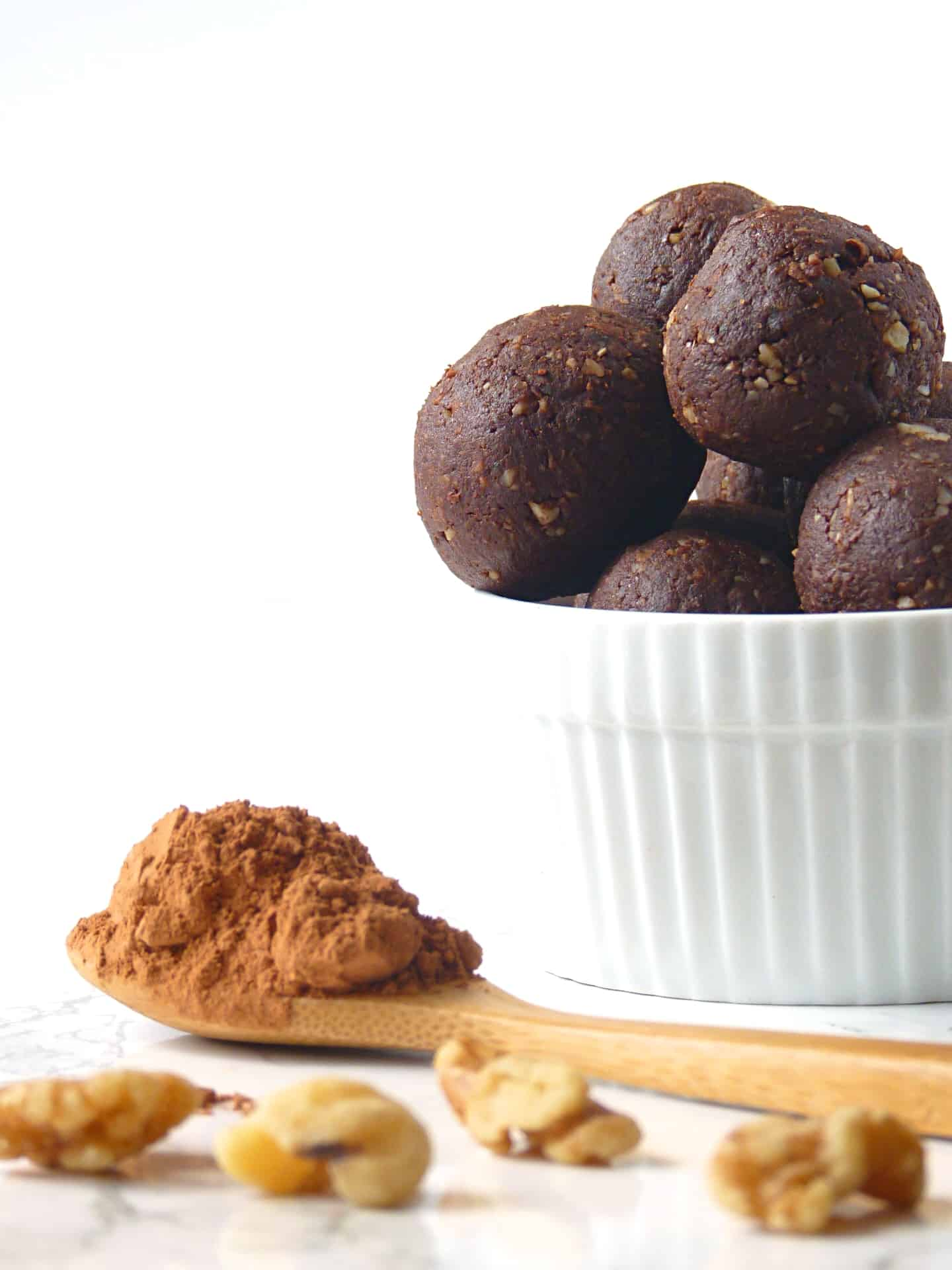 Cacao Bliss Balls Recipe