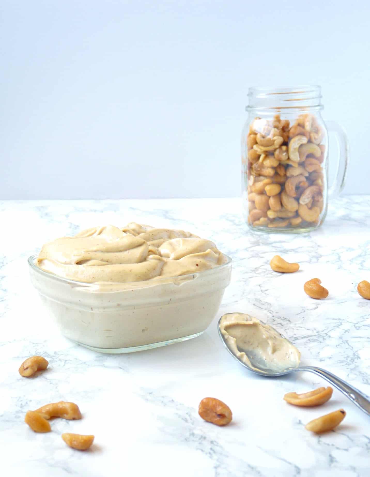 egg free cashew mayo