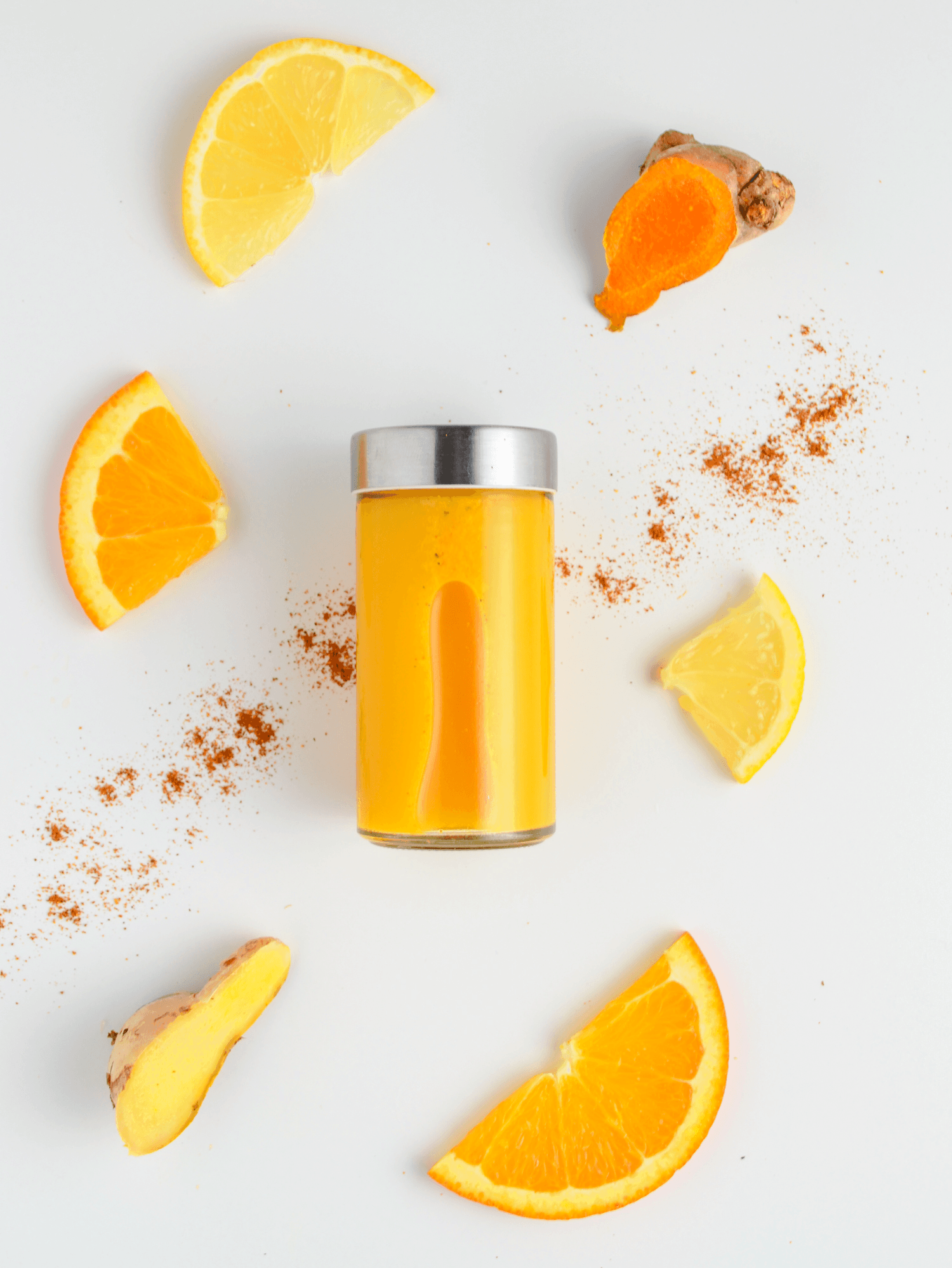 Ginger Turmeric Wellness Shot Recipe